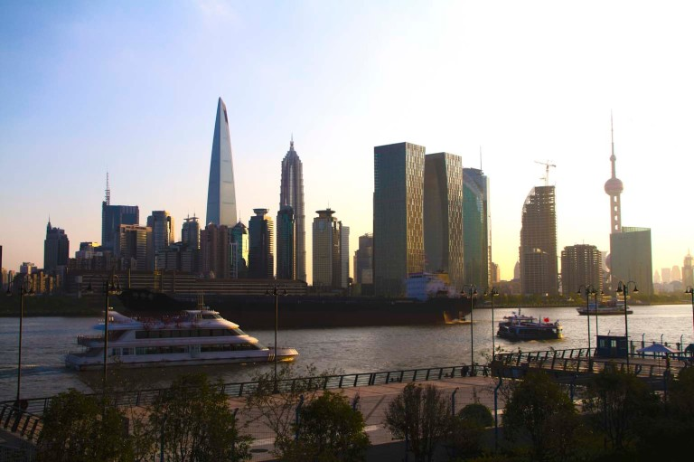 pudon skyline HDR blog