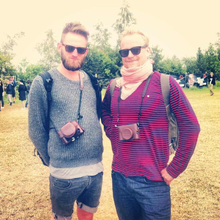 Roskilde Festival 2013 - meeting Fuji X-pro1